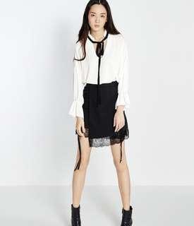 Pomelo Black skirt