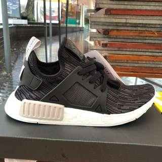 12cf3aedf8d38 Adidas NMD XR1 PK Womens Black Tan