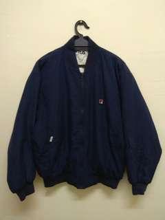 Fila Vintage Bomber Jacket