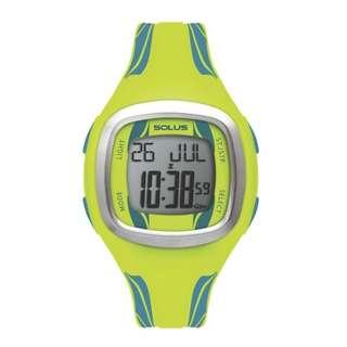 No charging Required fitness watch