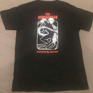 Dungeon and dragons t shirt