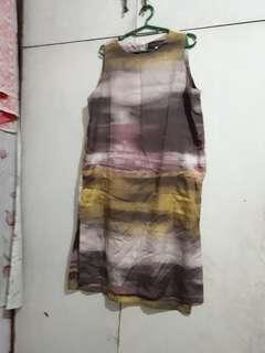 Classified Sleeveless Dress