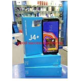 Samsung Galaxy J4+ (2GB+32GB) 全新香港行貨 原廠一年保養