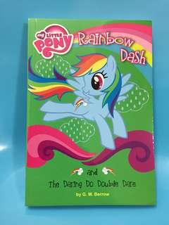 My Little Pony story book - Rainbow Dash
