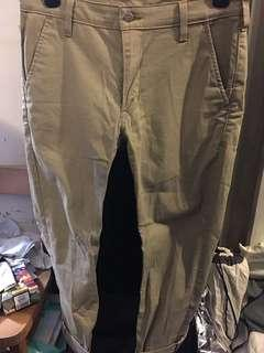 搬屋清褲 LEVI'S 3M Khaki pants