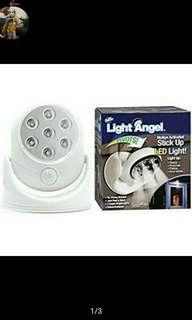 LIGHT ANGEL MOTION/LED LIGHT