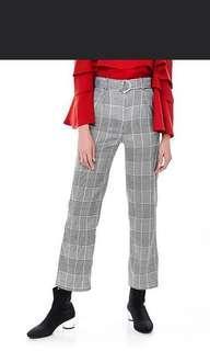 🚚 TEM checkered pants