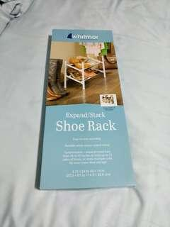 Whitemor Shoe Rack