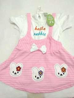 Hello Rabbit Dress