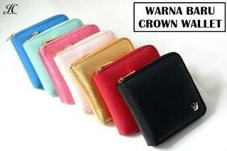 Jims Honey Crown Wallet