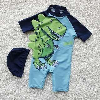 Swimming Suit /swimming wear cute for kid free postage