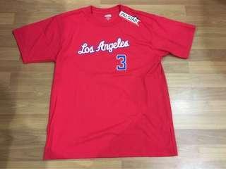 Basketball t shirt LA