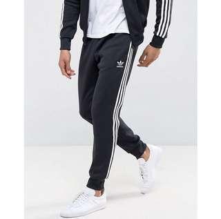 Adidas 縮口褲 L