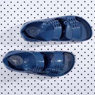 🚚 專櫃塑膠涼鞋