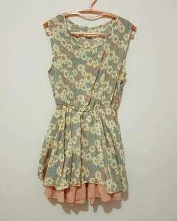 Girly Flower Dress