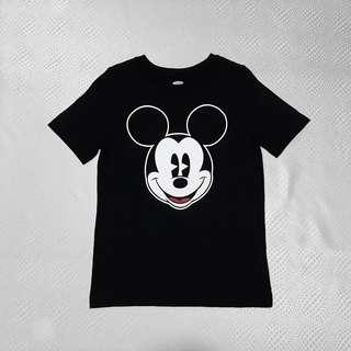 Old Navy Mickey Mouse shirt