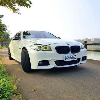 2012 BMW F10 520D M包