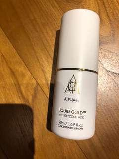 Alpha - H Liquid Gold 50ml New Sealed