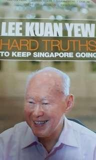 LEE KUAN YEW ( 3 BOOKS FOR $4O)