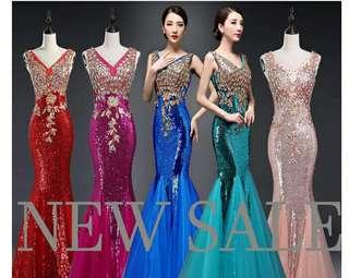 PO Evening Gown (SALE)