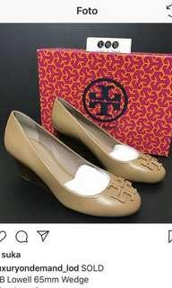 Tory burch lowell 2 65mm wedges