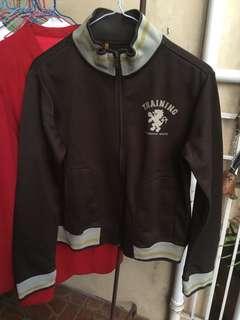 Jacket, Brown, Lee Pipes