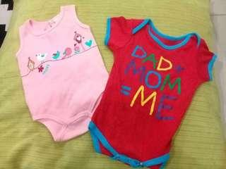 Baby Rompers 2pcs #Everything18