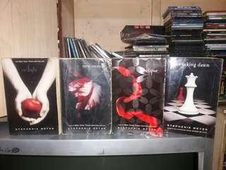 Twilight Series Books
