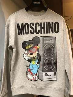 米奇衛衣 H&M x Moschino
