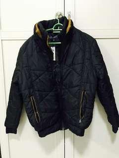 Men universal traveller winter coat