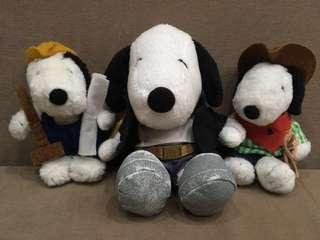 Snoopy Bundle Jacket , Cowboy & Architect