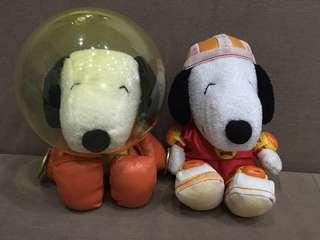 Snoopy Bundle Astronaut & Skateboard