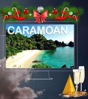HOLIDAY TRAVEL! 3D2N Caramoan