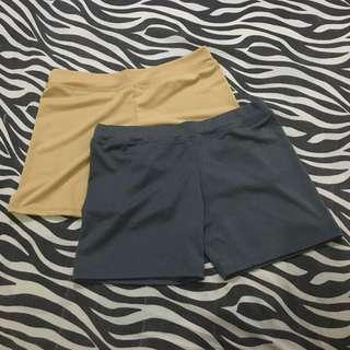 Brand New set of 2 Cycling Shorts