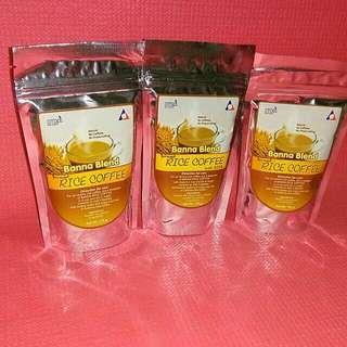 Organic Rice Coffee (Banna Blend Rice Coffee)