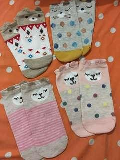 INSTOCK - Cute Design Ankle Sock
