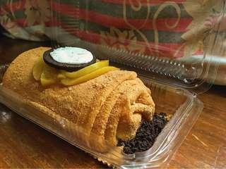Mango Graham (Towel crepe cake)