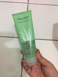 Wardah Aloevera gel 100ml