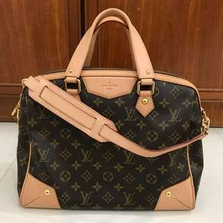 Louis Vuitton Monogram Canvas Retiro PM Handbag