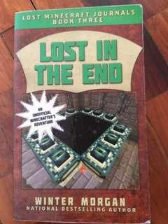 Lost Minecraft Journals | Lost in the End
