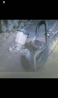 92 To 94 Honda Civic Esi Brake Master & Booster Pump.