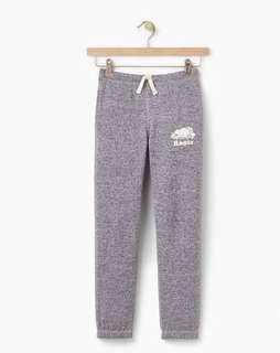ROOTS ORIGINAL SALT AND PEPPER SWEATPANTS