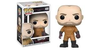 Sapper Blade Runner 2049
