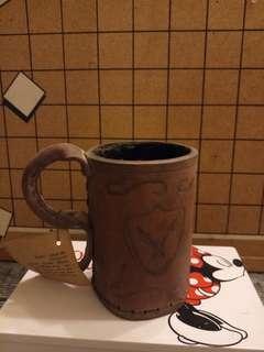 Yorkshire英國經典真皮手做酒杯