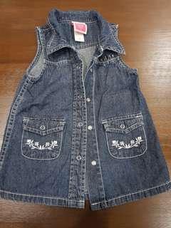 Denim Hallmark Jacket 2T