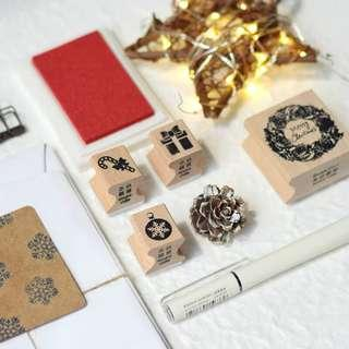 [Pre-order] Christmas Series Stamps