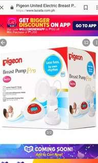 Pegion Electric/Battery Breast Pump