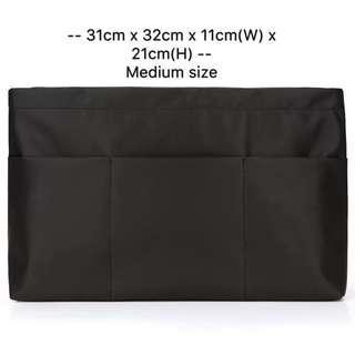 🚚 Medium size bag organizer