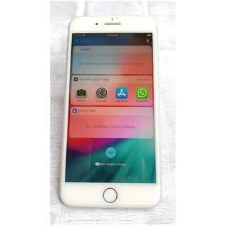 Iphone 8 plus 64gb white