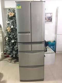 Refrigerator Hitachi R-SF42AMS, 6 doors (with option for FREE DELIVERY)